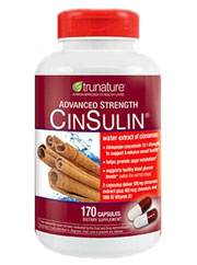 CinSulin, does it really make you healthier?