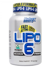 Lipo-6 Diet Pill Review: Is it Safe to Use?