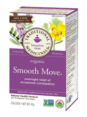 Smooth Move Tea Review: Does it Work?