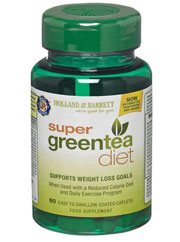 Super Green Tea Diet Tablets: Does It Work For Weight Loss?