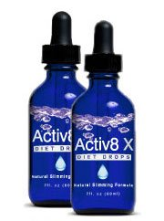 Activ8 X Diet Drops – Shocking truth about Activ8 X Diet Drops?