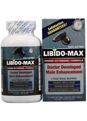 Libido Max Review: Is It Safe?