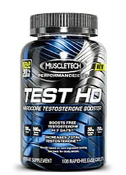 MuscleTech Test HD Review: Is It Safe?