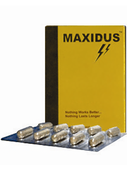 MAXIDUS Review (UPDATED 2018): Don't Buy Before You Read This!